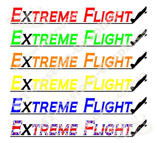 Extreme Flight Logo